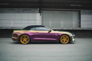 Ford Mustang GT Convertible von M&D Exclusive Cardesign