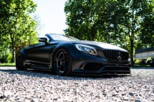 Mercedes-Benz A217 S 500 Cabriolet von AC Performance