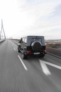 Mercedes-AMG W463 G 63 und Mercedes-Benz W204 C 63 AMG von DD Customs