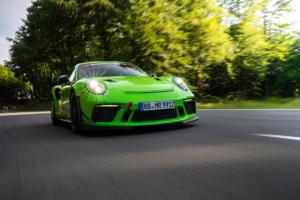 Porsche 911 GT3 RS MR