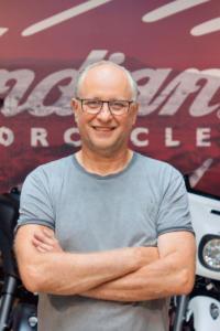 Geigercars goes Motorcycles: Kult-Bikes von Indian in München