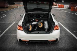 BMW F36 430d Gran Coupé Perl