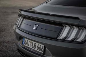 Ford Mustang 2.3 EcoBoost von WF Cars