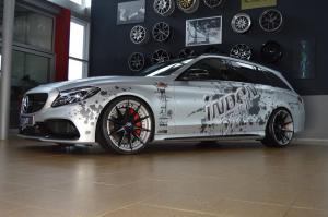 Mercedes-AMG S205 C 63 S von Inden Design