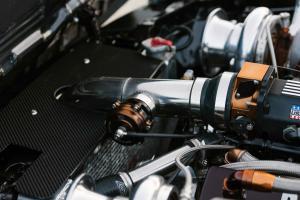 BMW E30 V8