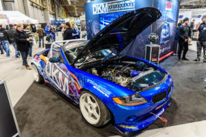 BMW Z4 Drift DKM Slide