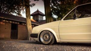 VW Golf 2 Clean Classic
