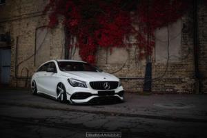 Mercedes-Benz X117 CLA 200 d 4MATIC Shooting Brake
