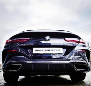 Speed-Buster Kraftspritze für BMW M850i