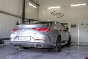 DTE Systems Mercedes-AMG CLS 53 EQ Boost Leistungssteigerung Chiptuning Box PowerControl RX+ Neuheit Sprachsteuerung