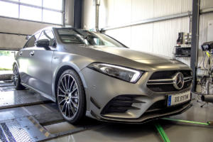 DTE Systems Tuning Mercedes A35 AMG (2)