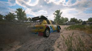 Dakar 18 Game Videospiel PC PS4 Xbox One Peugeot 205 Turbo 16 Ari Vatanen