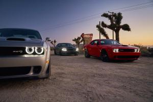 Dodge Challenger SRT Hellcat Redeye R/T Scat Pack Widebody Charger SRT Hellcat