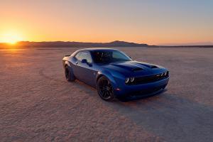 Dodge Challenger SRT Hellcat Facelift Widebody