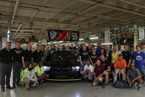 Dodge Challenger SRT Demon Produktionsende