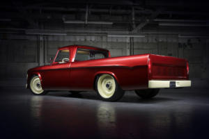 Dodge D200 Series 1968 Mopar Lowliner Concept Custom Car SEMA Show 2019 Tuning