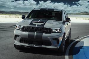 Dodge Durango SRT Hellcat Topmodell SUV Siebensitzer Kompressor-HEMI-V8