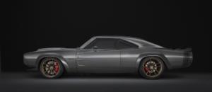 Dodge Mopar Hellephant Motor Umbau-Kit Dodge Super Charger Concept SEMA Show 2018