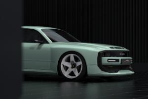 ELEGEND EL1 Elektroauto Sportwagen Retro-Design Audi Sport quattro Neuheit Preview Ausblick Vorschau