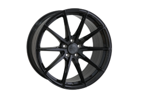 Elegance Wheels FF440 Felgen Neuheit Premiere Essen Motor Show 2019 highgloss black