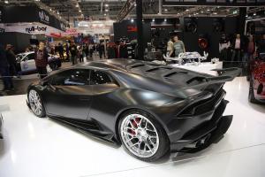 Essen Motor Show 2018 Tuning Messe
