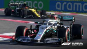 Vorstellung Spiel F1 2020
