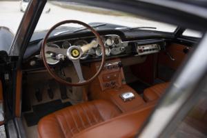 Ferrari 250 GTE 2+2 Series II Polizia 1962 Polizeiauto Verkauf Sportwagen Coupé Oldtimer Einzelstück Girardo & Co.