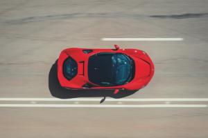 Ferrari SF90 Stradale Charles Leclerc Monaco Film Le Grand Rendez-Vous
