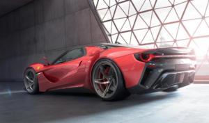 2020 Ferrari Stallone Studie