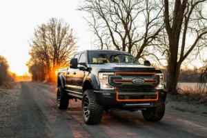Ford F-250 Harley-Davidson Truck Sondermodell Tuscany Motor Co Pick-up Tuning