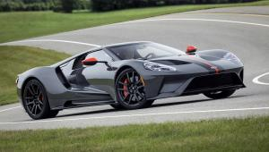 Ford GT Carbon Edition USA Leichtbau Supersportwagen Sondermodell