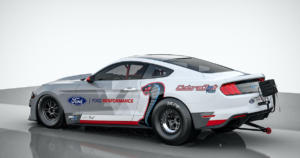 Ford Mustang Cobra Jet 1400 Dragster Racing Ford Performance Elektroauto