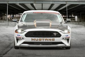 Ford Mustang Cobra Jet Drag Racing Rennwagen Jubiläum 50 Jahre