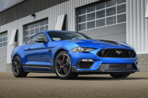 Ford Mustang Mach 1 Neuheit Vorstellung US-Car limitiertes Coupé