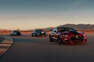 Ford Mustang Shelby GT500 Topmodell Sportcoupé Neuheit Premiere NAIAS 2019