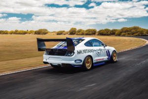 Ford Mustang V8 Supercar Rennwagen Australien Coupé US-Car Muscle Car Ford Performance