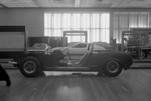 Ford Mustang mysteriöser Mittelmotor Prototyp