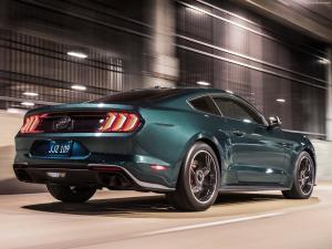 2019er Ford Mustang Bullit