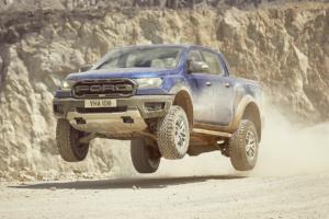 Ford Ranger Raptor V8 Australien Pick-up Neuheit Achtzylinder