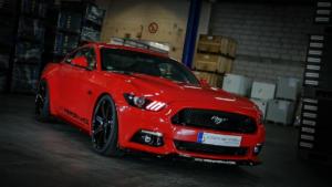 Challenge-Felgen für den Muscle Car-Bestseller Ford Mustang