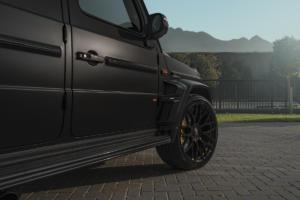 fostla.de Brabus Widestar 700 Mercedes-AMG G 63 Tuning- Karosserie Widebody Leistungssteigerung