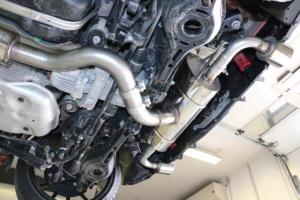 Fox Sportauspuff Exhaust Systems Toyota GR Yaris Topmodell Hot Hatch Abgasanlage 70 mm ab OPF