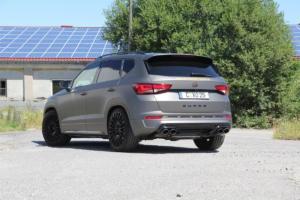Fox Sportauspuffanlagen Cupra Ateca SUV Topmodell Tuning