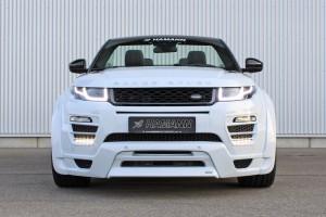 Range Rover Evoque Cabrio Hamann