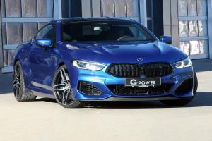 G-POWER BMW G15 M850i Sportcoupé 8er Tuning Leistungssteigerung Felgen