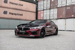 G-POWER G8M Bi-TURBO Tuning Leitungssteigerung Optik Motorhaube Felgen BMW M8 Competition