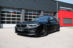 BMW 5er von G-Power