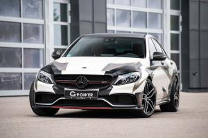G-Power Mercedes-AMG C63