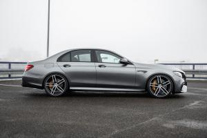 G-POWER E 63 AMG W213 Tuning