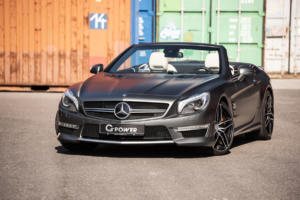 G-Power Mercedes-Benz SL63 AMG